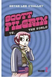 [Scott Pilgrim: Volume 2: Scott Pilgrim Vs The World (Product Image)]