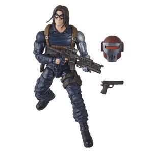 [Marvel Legends: Black Widow Action Figure: Winter Soldier (Product Image)]