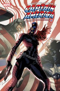 [United States: Captain America #4 (Product Image)]