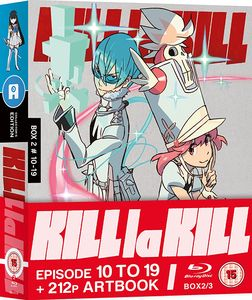 [Kill La Kill: Collector's Edition: Part 2 (Blu-Ray) (Product Image)]