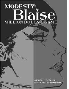 [Modesty Blaise: Million Dollar Game (Product Image)]