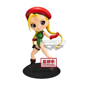 [Street Fighter: Q Posket Statue: Cammy (Green) (Product Image)]