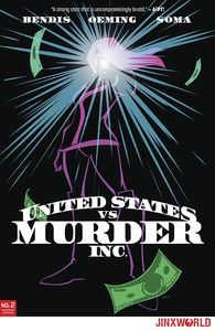 [United States Vs Murder Inc #2 (Product Image)]
