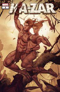 [Ka-Zar: Marvel Tales #1 (Product Image)]