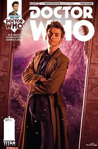 [Doctor Who: 10th Doctor: Year Three #7 (Cover B Photo) (Product Image)]