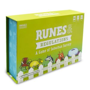 [Runes & Regulations (Product Image)]