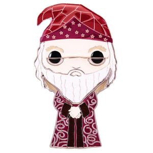 [Harry Potter: Loungefly Large Enamel Pop! Pin: Dumbledore (Product Image)]