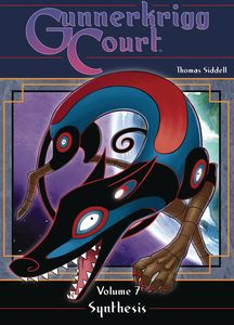 [Gunnerkrigg Court: Volume 7 (Hardcover) (Product Image)]