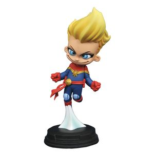 [Marvel Animated: Statue: Captain Marvel (Product Image)]
