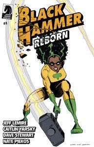 [Black Hammer: Reborn #1 (Cover B Lemire) (Product Image)]