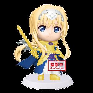 [Sword Art Online: Alicization: War Of Underworld: Chibi Kyun-Chara Statue: Alice (Product Image)]