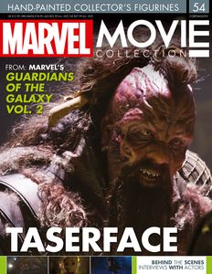 [Marvel Movie Collection #54: Taserface (Product Image)]