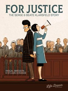 [For Justice: The Serge & Beate Klarsfeld Story (Product Image)]