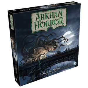 [Arkham Horror: Board Game: The Dead Of Night (Third Edition) (Product Image)]