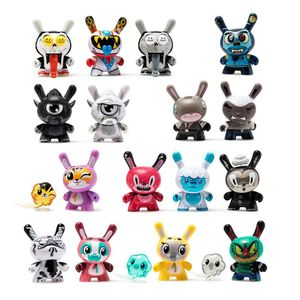 [Kidrobot: Dunny Series: The Wild Ones (Product Image)]