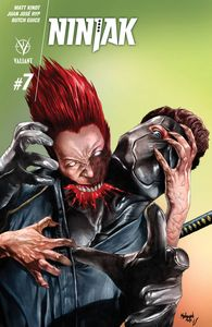 [Ninjak #7 (Cover A Suayan) (Product Image)]
