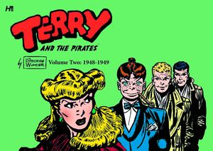 [Terry & The Pirates: The George Wunder Years: Volume 2: 1948-1949 (Hardcover) (Product Image)]