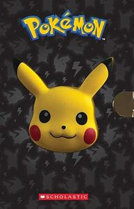 [Pokemon: Pikachu Squishy Journal (Product Image)]