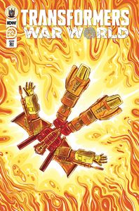 [Transformers #27 (Nicole Goux Variant) (Product Image)]
