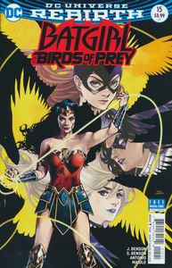 [Batgirl & The Birds Of Prey #15 (Variant Edition) (Product Image)]