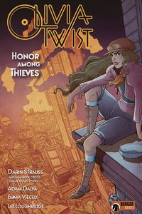[Olivia Twist: Honor Among Thieves (Hardcover) (Product Image)]