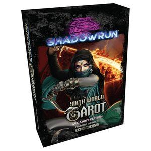 [Shadowrun: Sixth World Tarot (Arcanist Edition) (Product Image)]