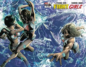 [Fight Girls #1 (Cover B Deodato Jr) (Product Image)]