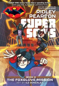 [Super Sons: Book 2: The Foxglove mission (Signed Mini Print Edition) (Product Image)]