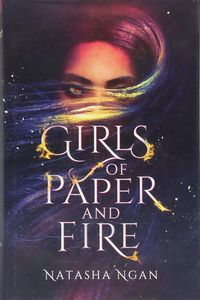 [Girls Of Paper & Fire (Signed Edition) (Product Image)]