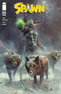 [Spawn #323 (Cover A Barends) (Product Image)]
