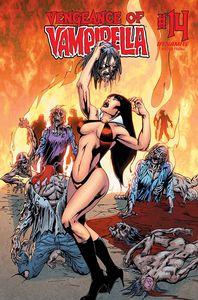 [Vengeance Of Vampirella #14 (Castro Bonus Variant) (Product Image)]
