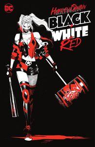 [Harley Quinn: Black + White + Red (Product Image)]