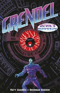 [Grendel: Devils Odyssey #8 (Cover A Wagner) (Product Image)]
