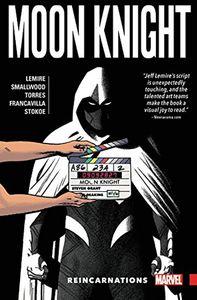 [Moon Knight: Volume 2: Reincarnations (Product Image)]