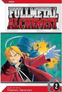 [Fullmetal Alchemist: Volume 2 (Product Image)]
