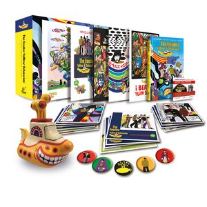 [The Beatles: Yellow Submarine Limited Edition Box Set (Hardcover) (Product Image)]