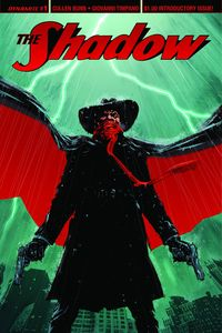 [The Shadow: Volume 2 #1 (Product Image)]
