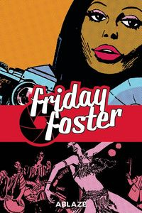 [Friday Foster: Collected (Hardcover) (Product Image)]