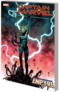 [Captain Marvel: Volume 4: Accused (Product Image)]