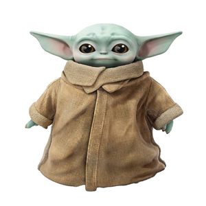 [Star Wars: The Mandalorian: 11 Inch Plush: The Child (Baby Yoda) (Product Image)]