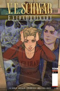 [Extraordinary #1 (Cover A Godis) (Product Image)]
