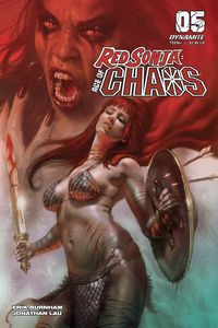 [Red Sonja: Age Of Chaos #5 (Cover A Parrillo) (Product Image)]