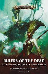 [Warhammer: Age Of Sigmar: The Rulers Of The Dead (Product Image)]