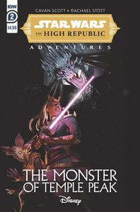 [Star Wars: The High Republic Adventures: The Monster Of Temple Peak #2 (Product Image)]