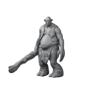 [Harry Potter: Miniatures Game: Troll Adventure Pack Expansion (Product Image)]