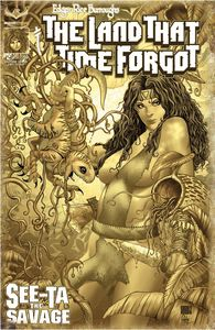 [Land That Time Forgot: See-Ta Savage #2 (Cover B Antique Limit) (Product Image)]