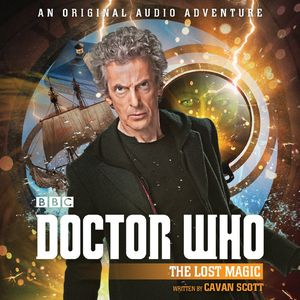[Doctor Who: The Lost Magic (Product Image)]