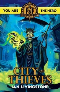 [Fighting Fantasy: City Of Thieves (Product Image)]