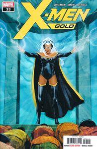 [X-Men: Gold #33 (Product Image)]