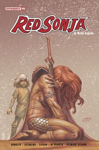 [Red Sonja: 2021 #3 (Cover C Linsner) (Product Image)]